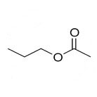 Propyl acetate chemical structure