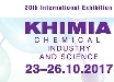 Khimia Chemical Industry & Science 2017 Exhibition