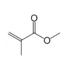 Methyl Methacrylate Chemical Structure