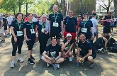 TEAM SOLVENTIS ANTWERP ON THE RUN